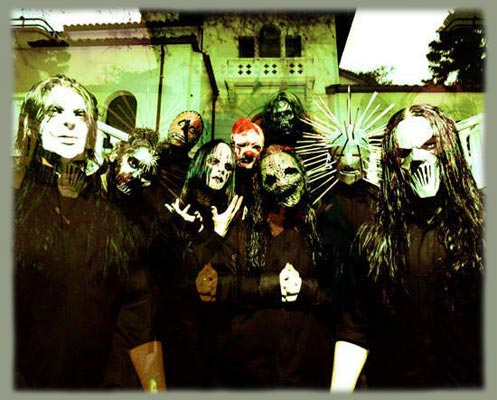 Enter to Slipknot homepage